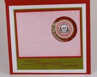 Birthday card 007