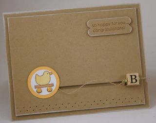 Baby card 004